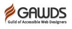 Member of The Guild of Accessible Web Designers